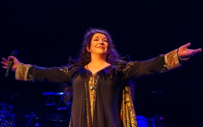 Live review: Kate Bush at London's Hammersmith Apollo