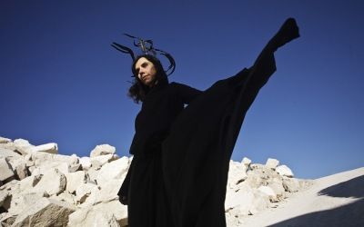 Interview: PJ Harvey