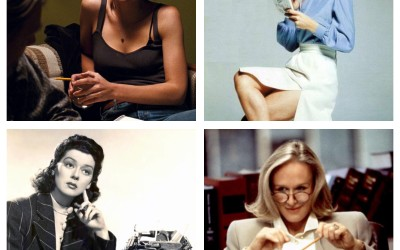 Second among equals: female journalists in film