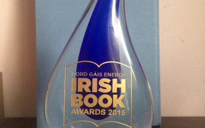 The Long Gaze Back wins at the Irish Book Awards